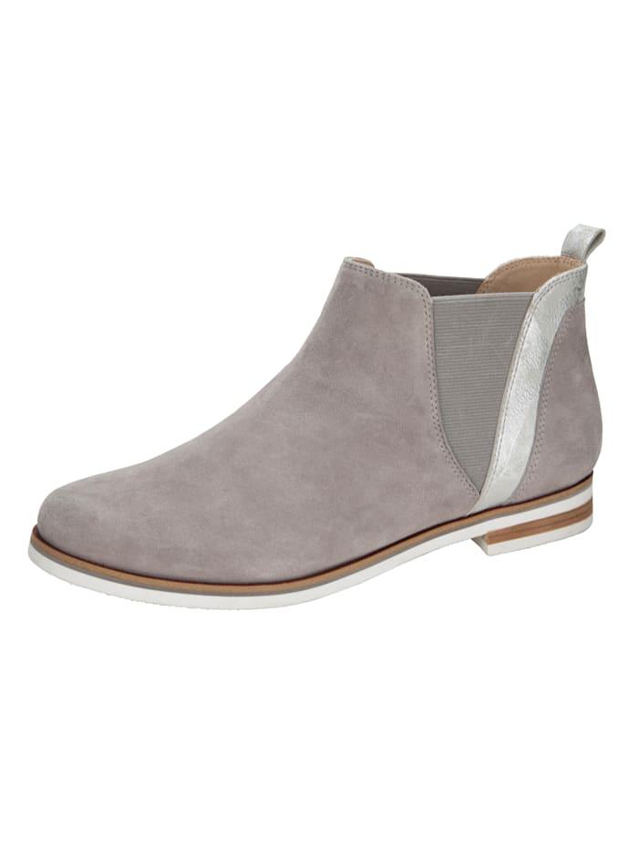 MONA Chelsea Boot, Grau