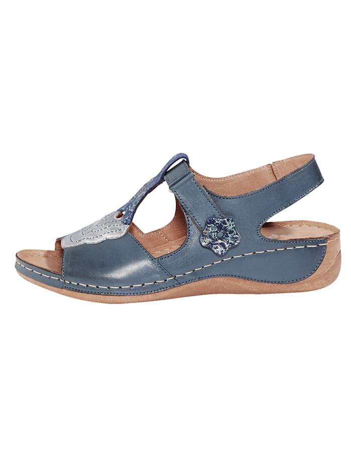 Sandales de style marin
