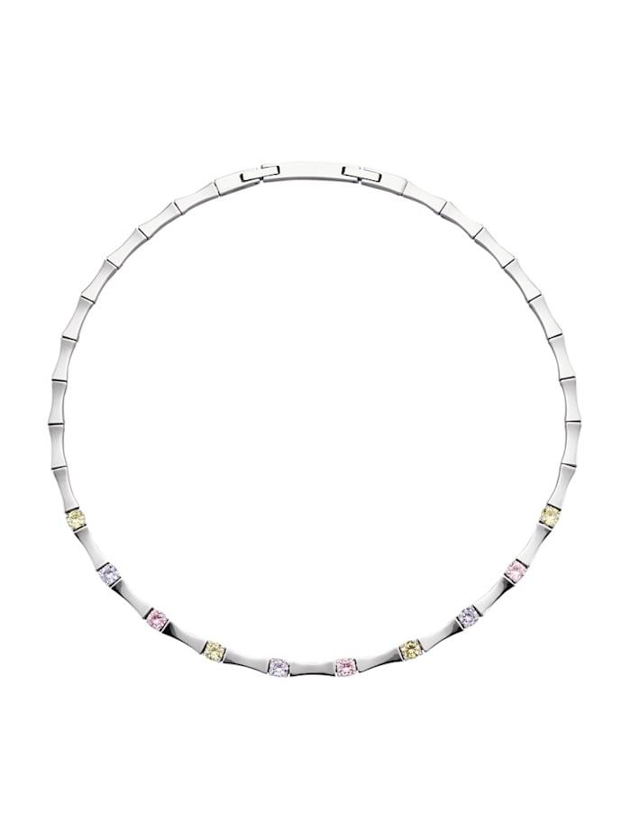 Magnetic Balance Ketting, Zilverkleur