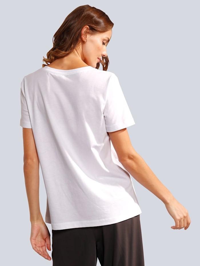 T-Shirt mit schönem Motiv