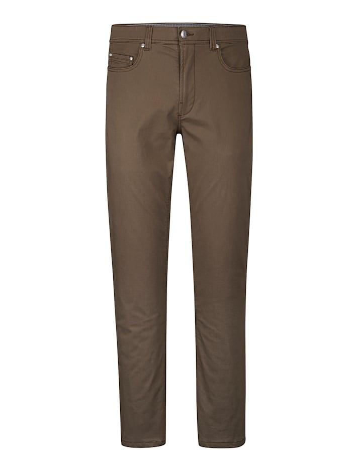 BABISTA Pantalon thermique à doublure chaude, Beige