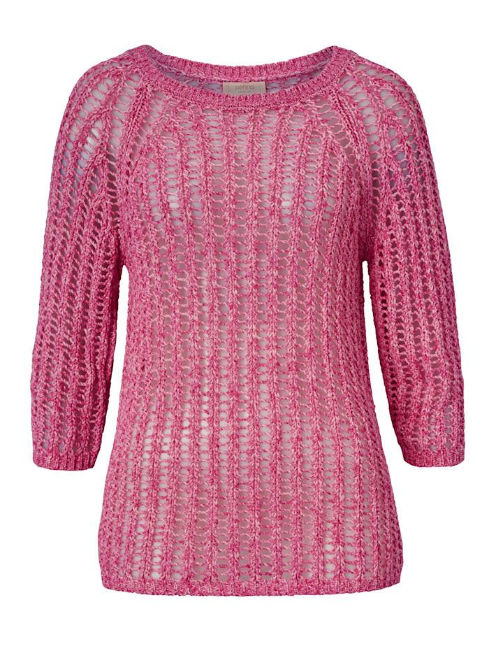 SIENNA Pullover, Pink