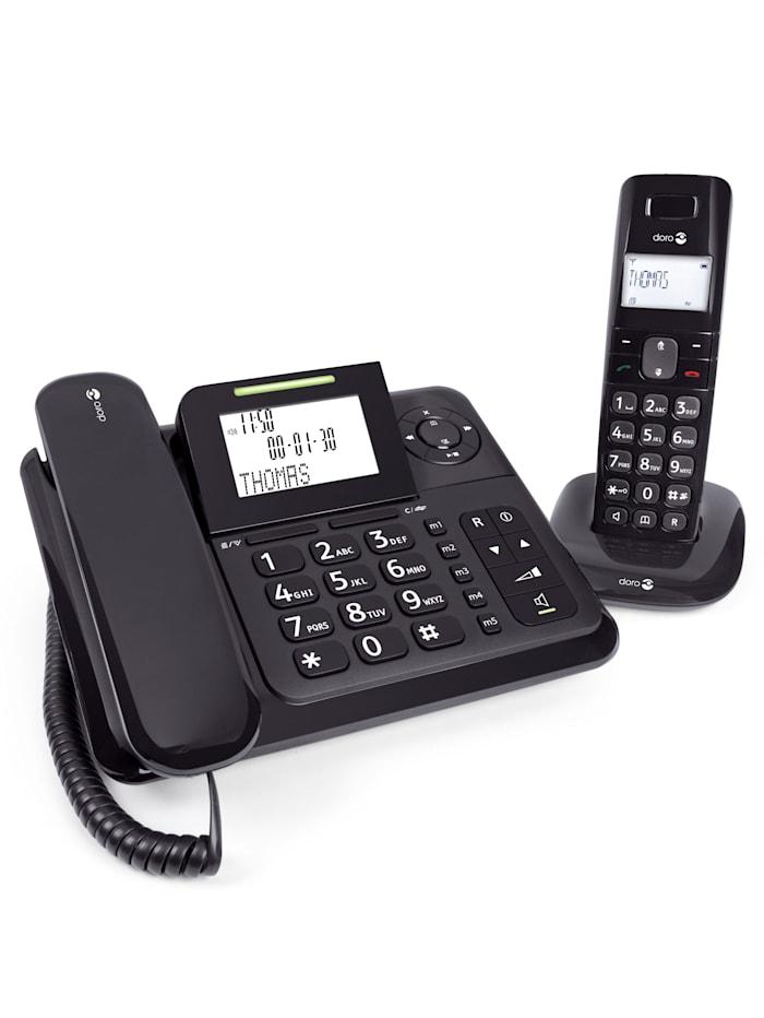 Doro Comfort 4005 Kombitelefon 2in1 mit großem Display