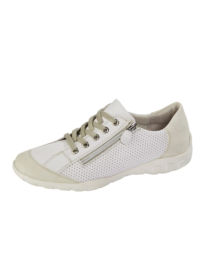 Naturläufer Lace-up shoes, White