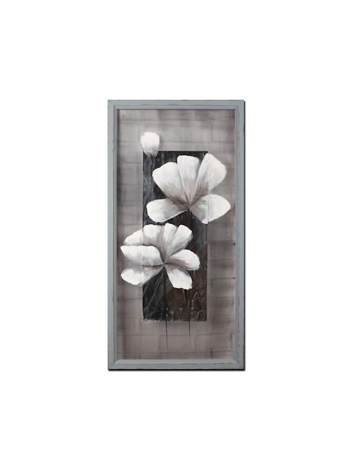 NTK-Collection Wandbild Blumen, Bunt