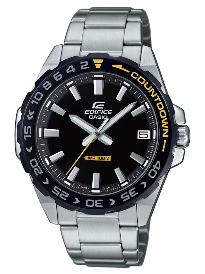 Casio Edifice Herren-Armbanduhr, Schwarz