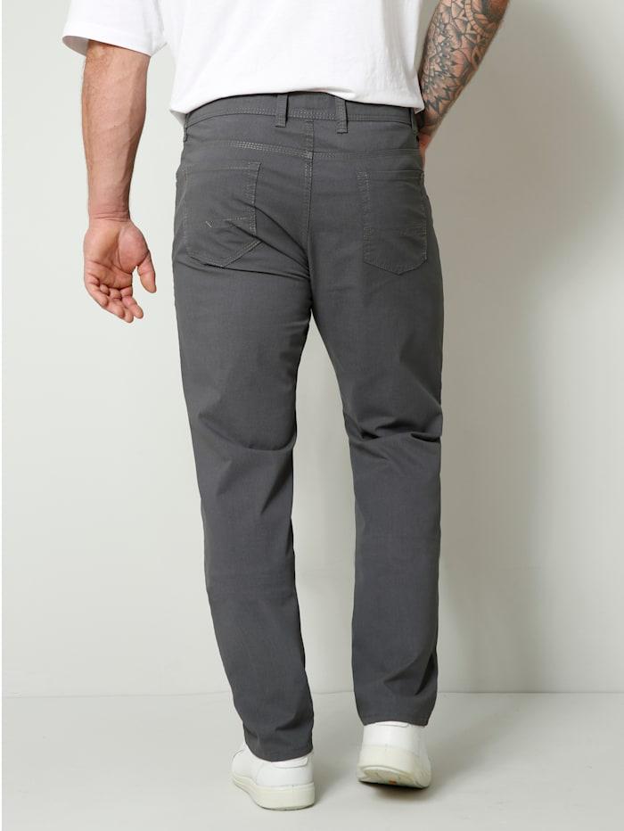 Pioneer Hose Straight Fit, Grau