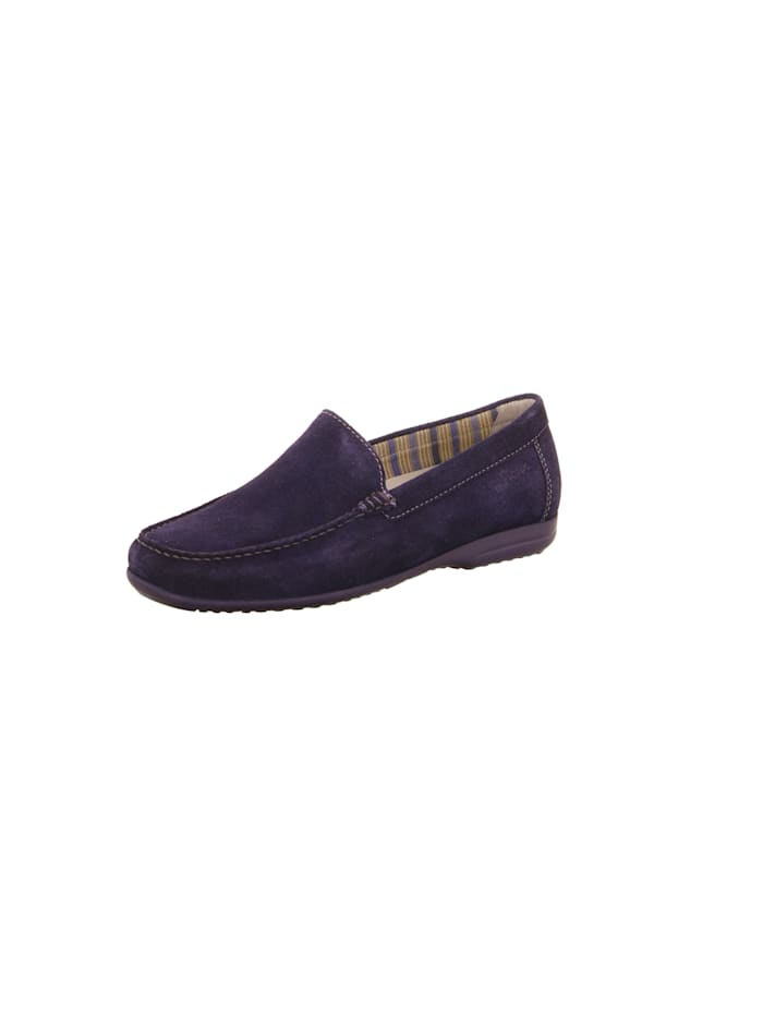 Sioux Slipper, blau