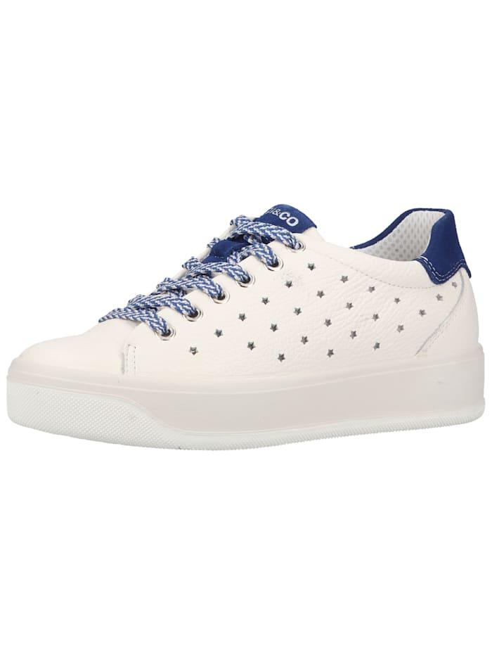 IGI&CO IGI&CO Sneaker, Weiß/Blau