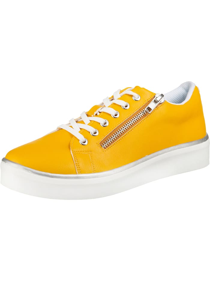 ambellis Sneakers Low, gelb-kombi