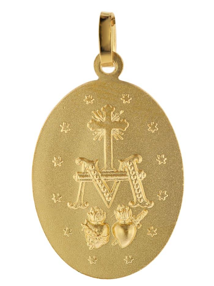Milagrosa Anhänger Gold 333 (8 Karat) 24 mm