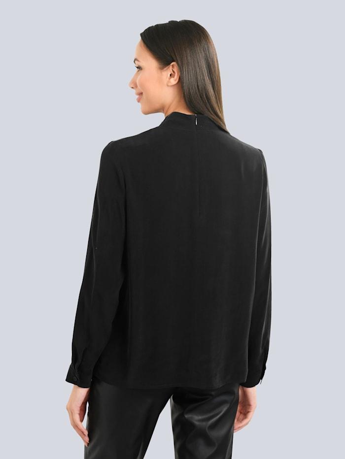 Pullover im Lagenlook