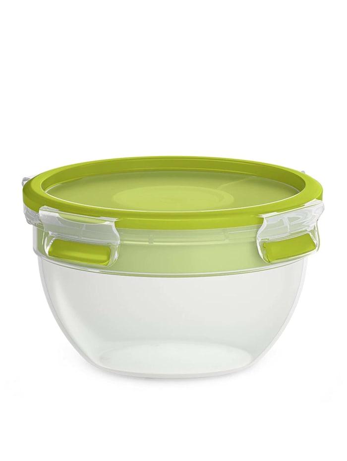 EMSA Salatbox mit Einsätzen Clip   Go, Grün