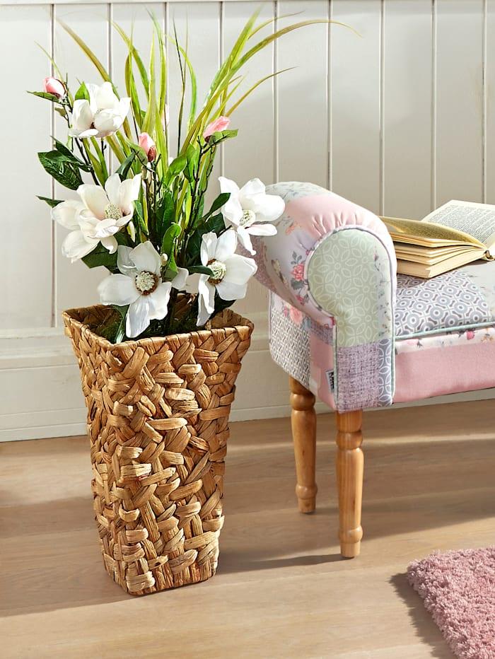 Magnolias dans panier