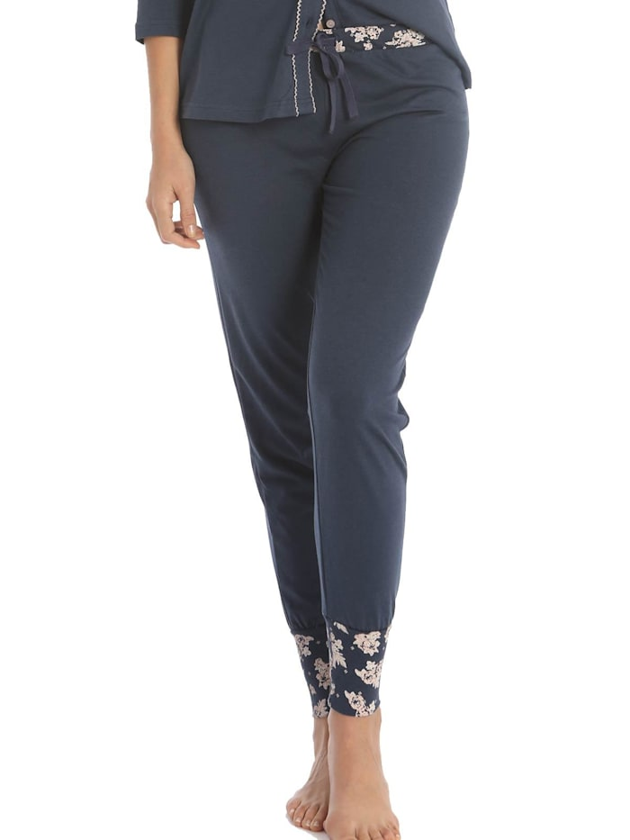 Damen Hose lang Winter Blue