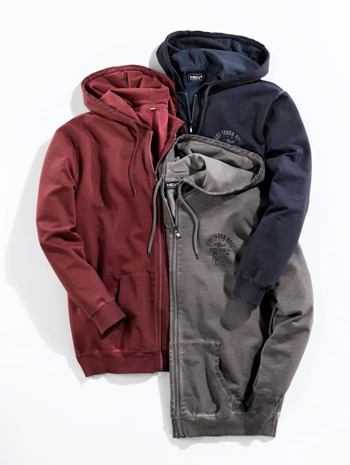 Sweat bunda s kapucí