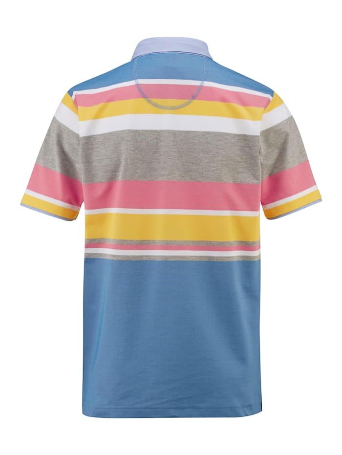 Poloshirt bügelfrei & atmungsaktiv
