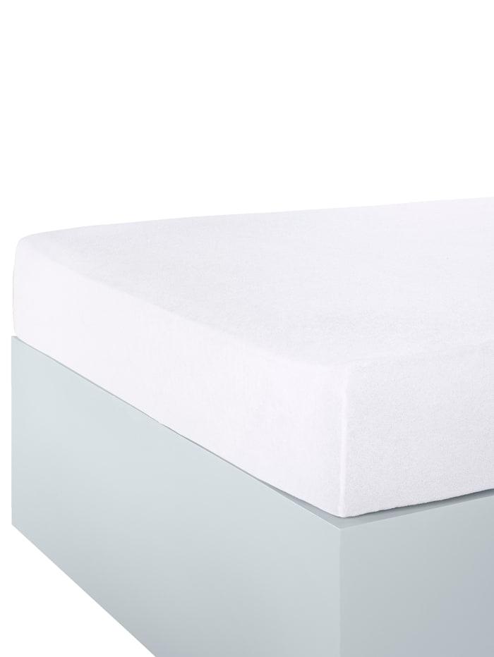 Webschatz Drap-housse, blanc