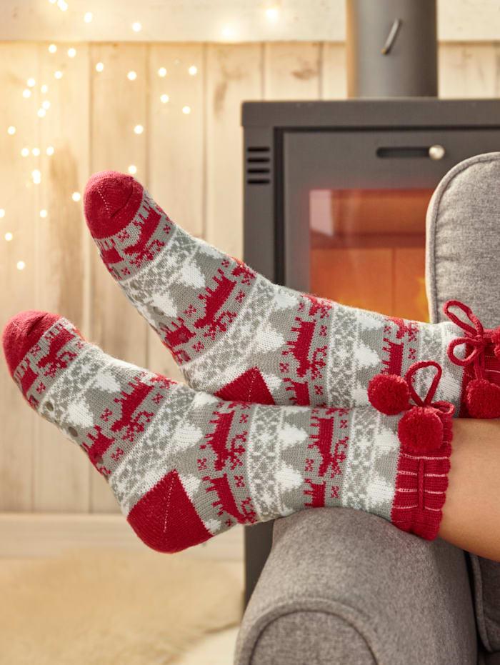 Hebké ponožky
