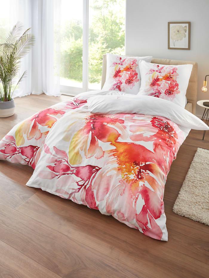 Casamaxx 4-d. posteľná bielizeň, oranžová