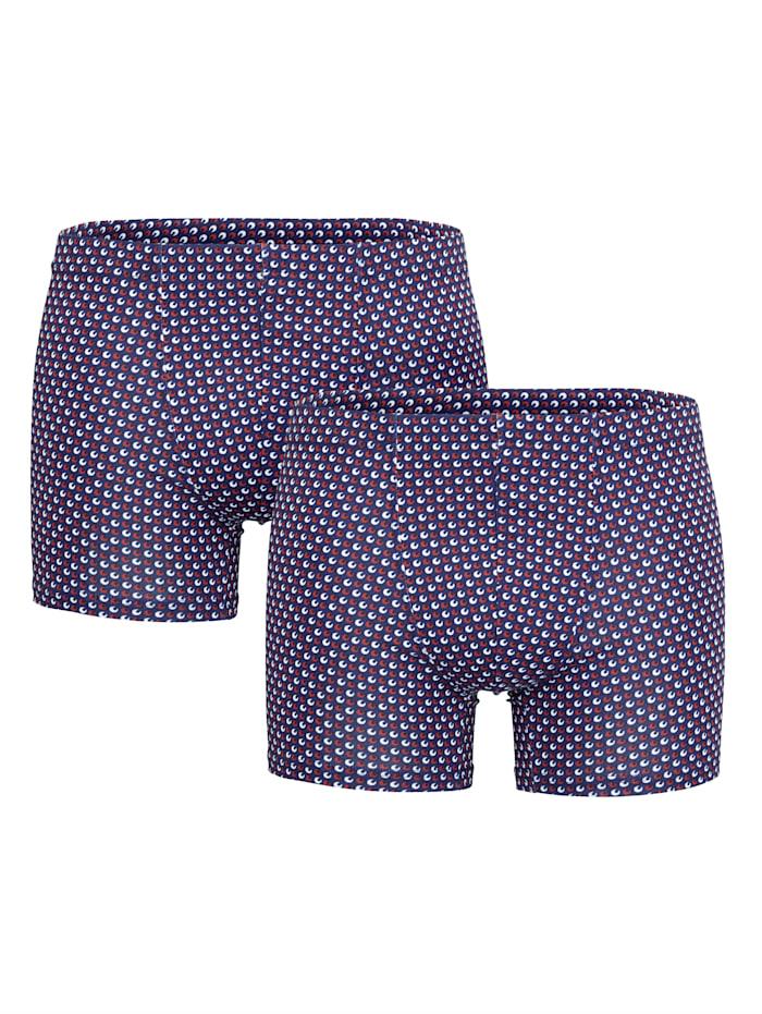 Pants mit modischem Druck 2er Pack