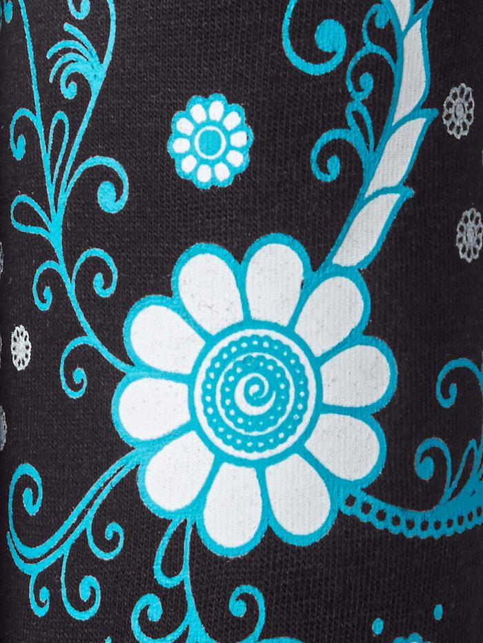 Taillenslips im 6er Pack mit dekorativem Druckmotiv