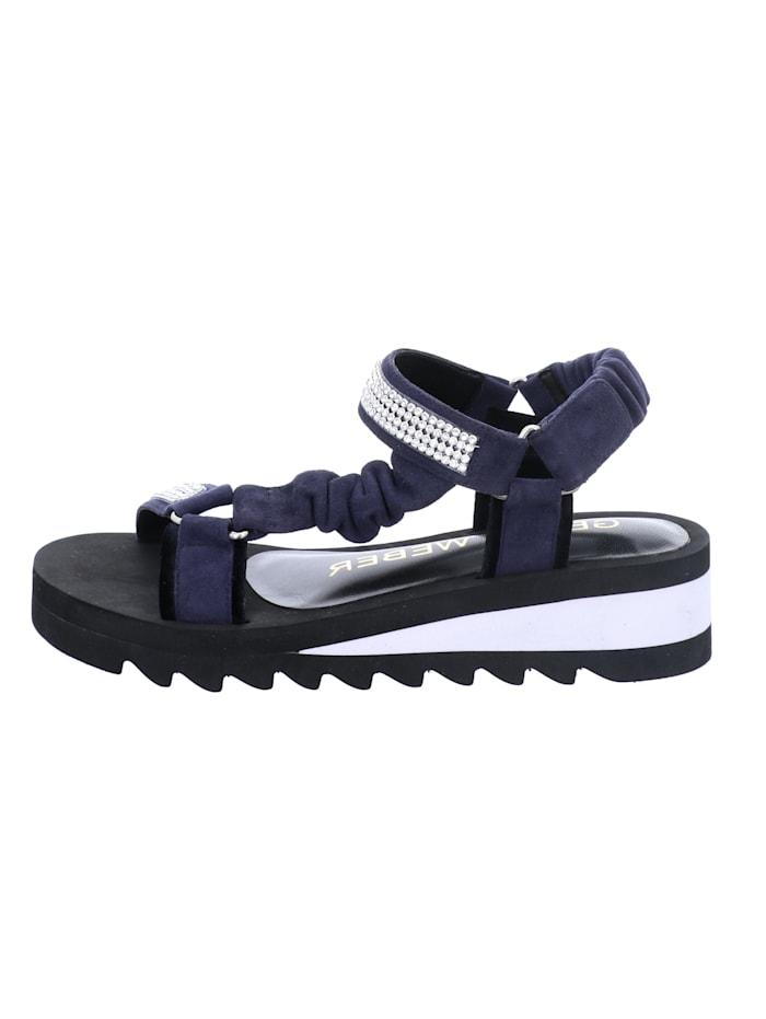 Gerry Weber Damen-Sandale Geli 01, dunkelblau