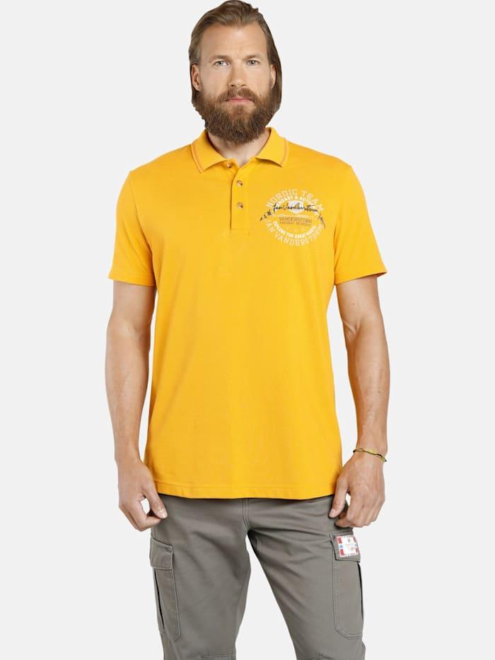 Jan Vanderstorm Jan Vanderstorm Poloshirt THORE, orange
