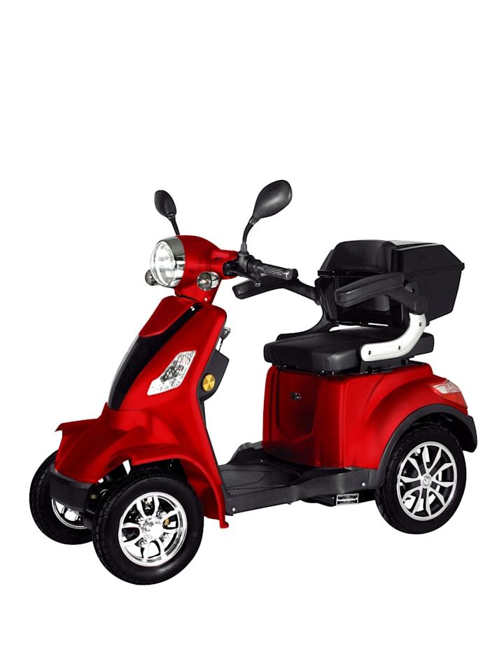 Aktivimo Vierrad Elektroroller15km/h ohne WWS, rot
