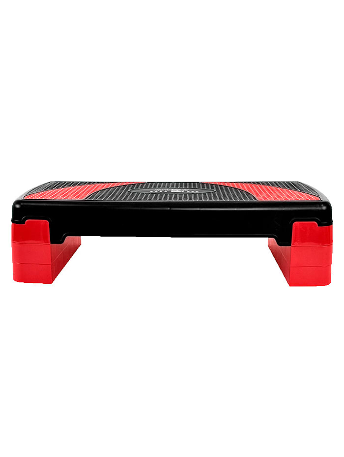Christopeit Steppilauta, punainen/musta