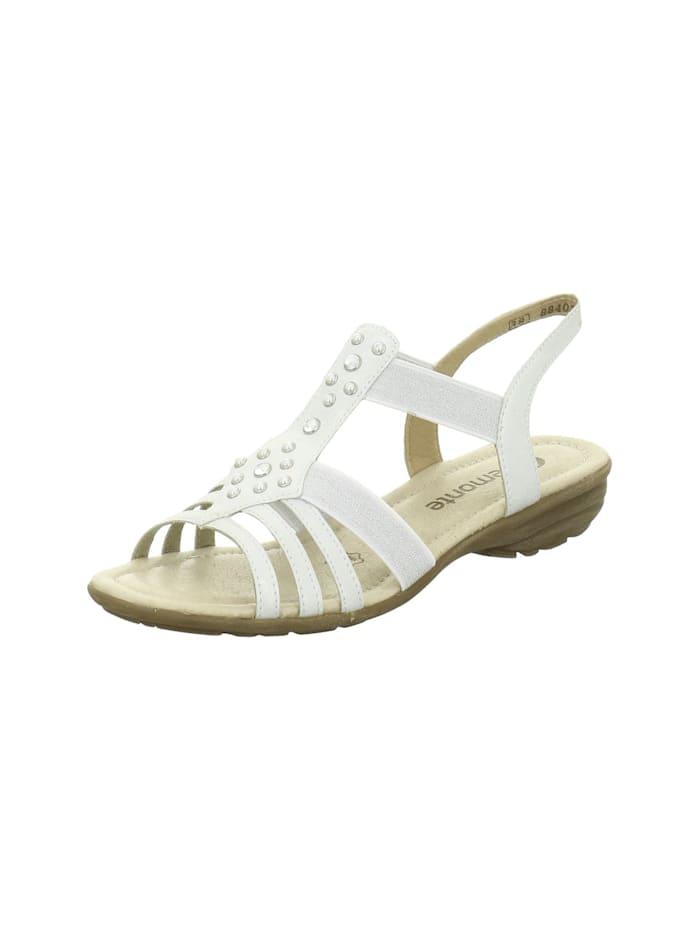 Remonte Sandalen/Sandaletten, metall