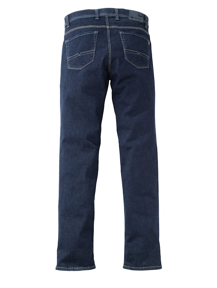 Jeans med powerstretch