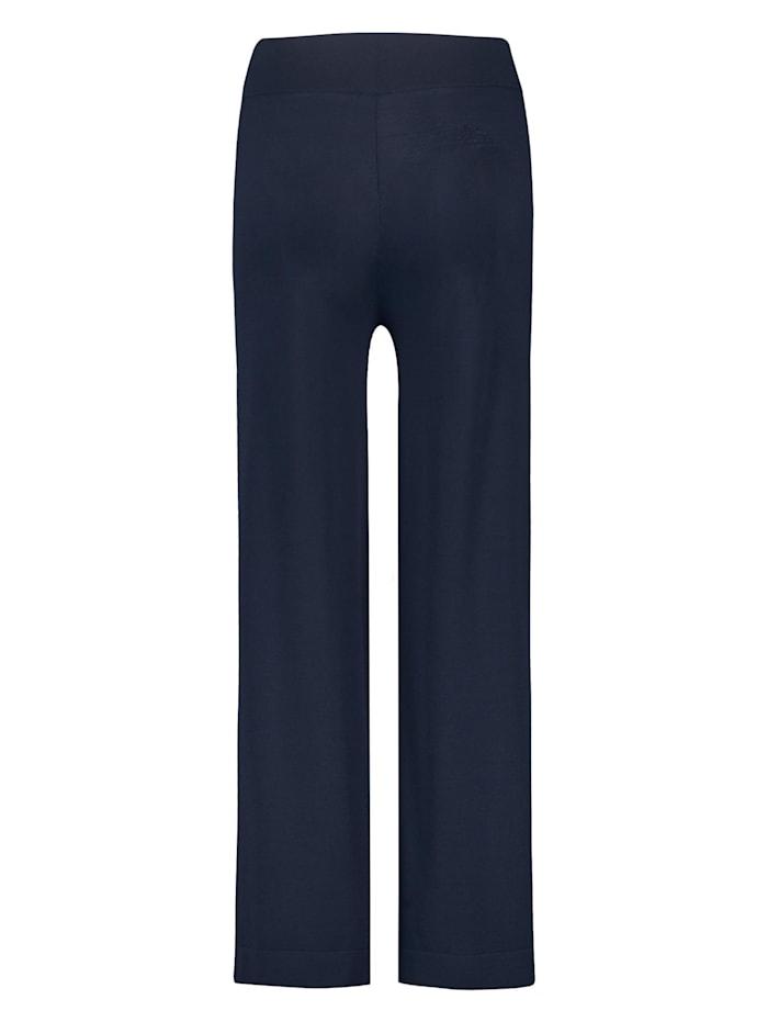 Weite Hose aus Jersey