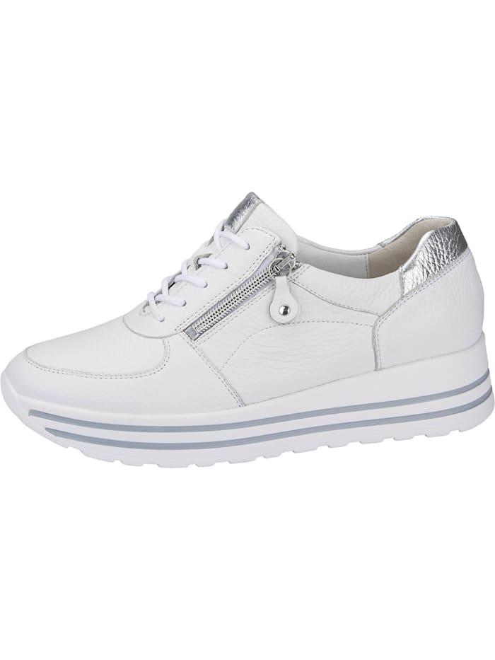 Waldläufer H-lana Sneakers Low, weiß