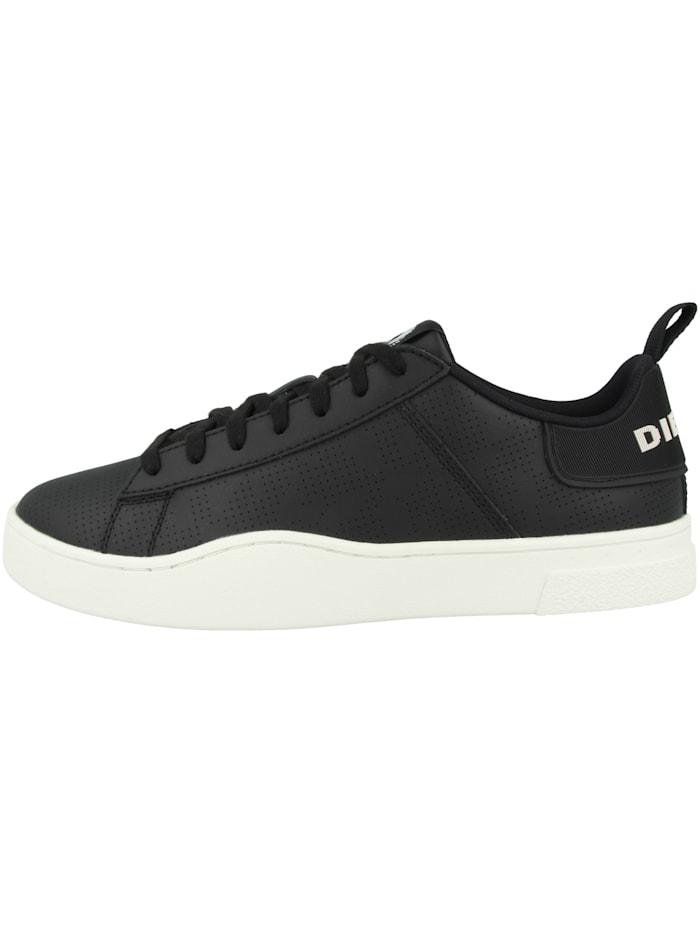 Diesel Sneaker low S-Clever Low Lace, schwarz
