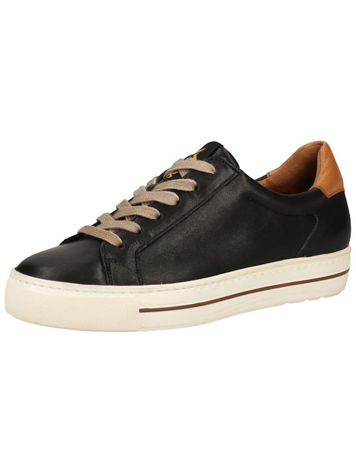 Paul Green Paul Green Sneaker, Schwarz/Braun