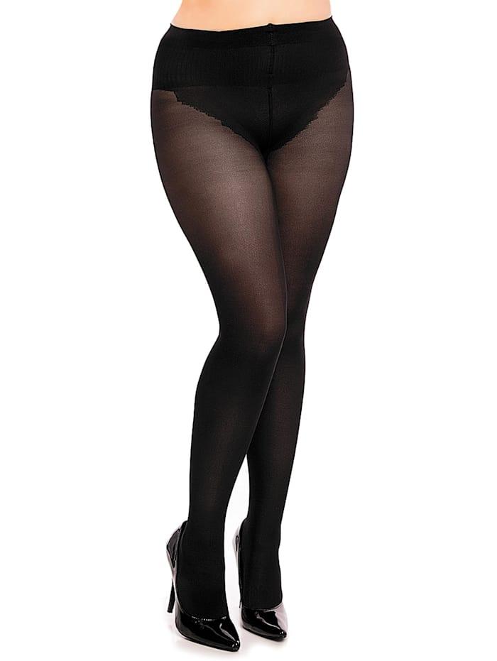 Glamory Strumpfhose Emana Silk Skin, black