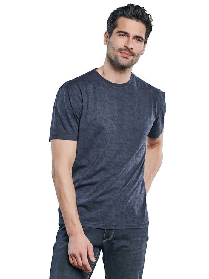 Engbers Soft-Touch Shirt, Saphirblau