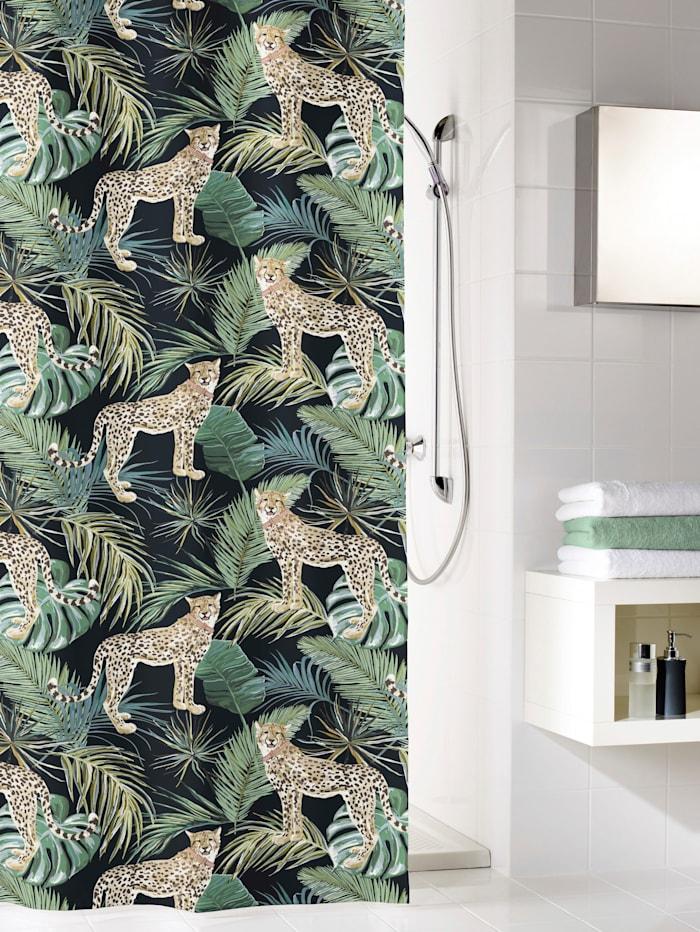 Kleine Wolke Sprchový záves 'Safari', Multicolor