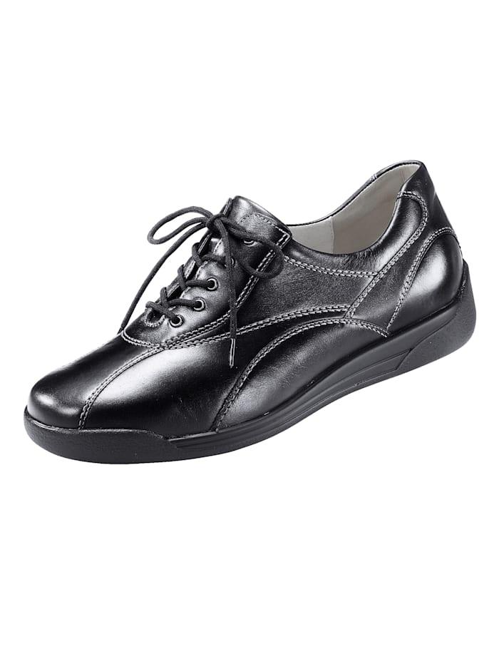 Waldläufer Shoes, Black