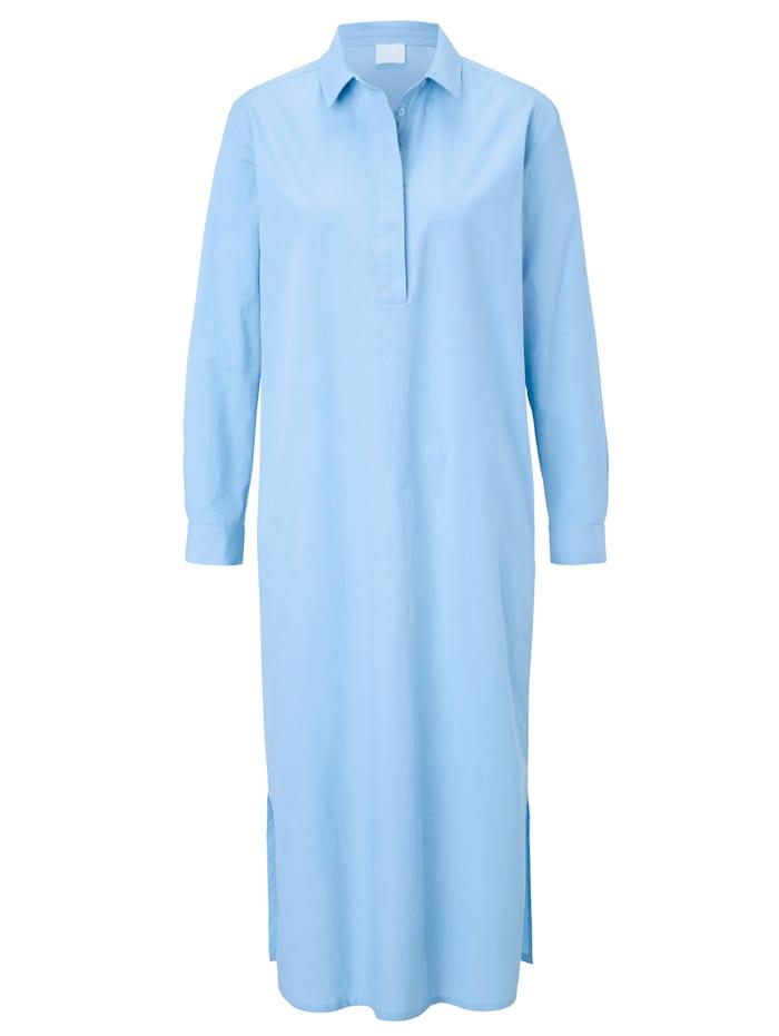 REKEN MAAR Kleid, Hellblau