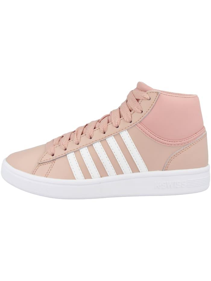 K-Swiss Sneaker mid Court Winston Mid, rosa