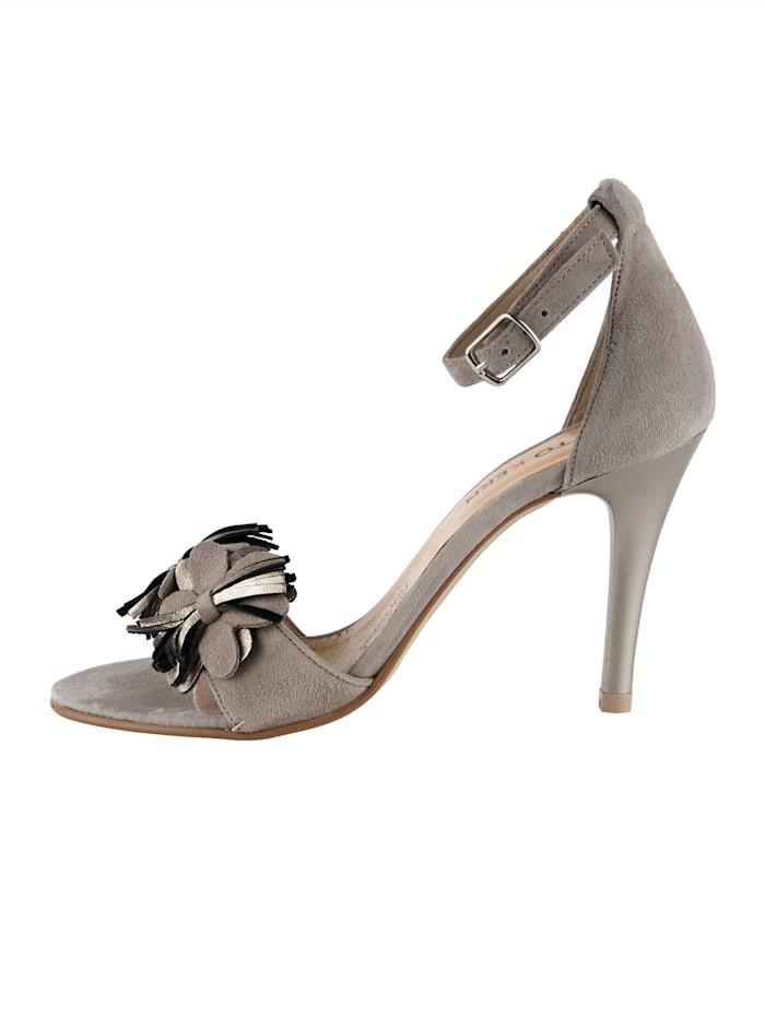 Sandaaltje in exclusief Alba Moda model
