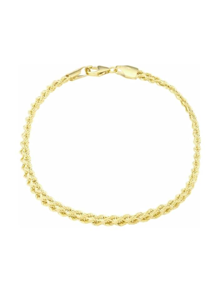 amor Armkette für Damen, Gold 375, Gold