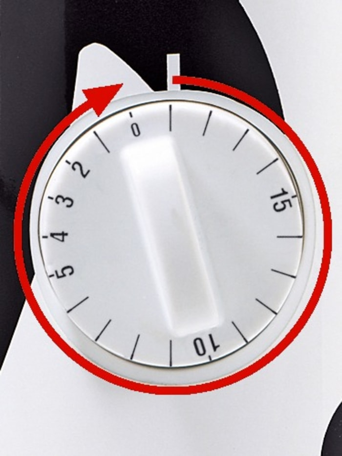 Tee-Pinguin mit Präzisions-Timer