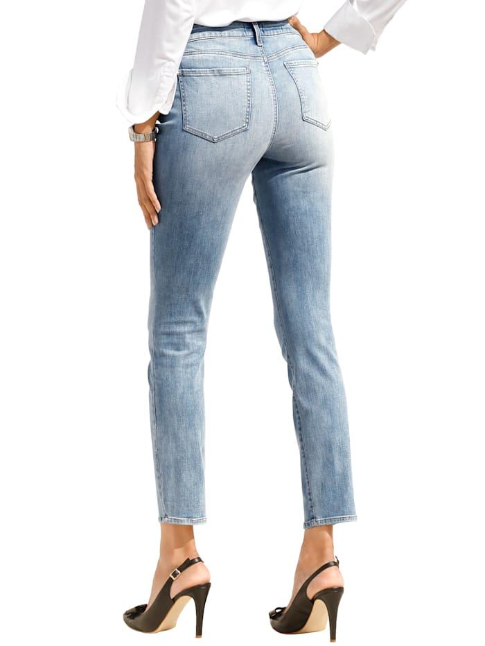 Jeans mit Shaping-Effekt