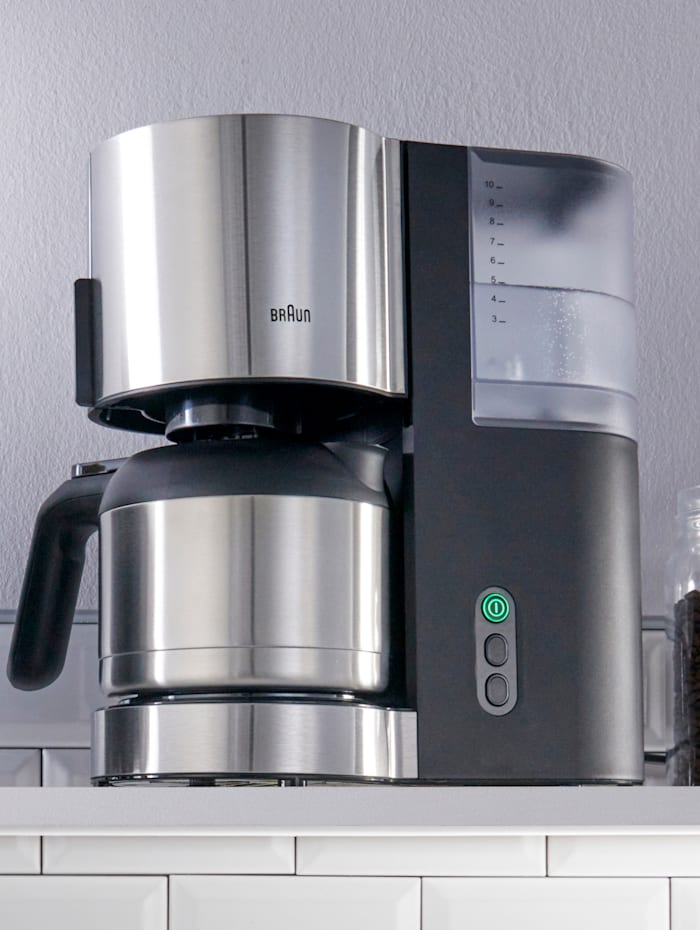 Braun Kaffeemaschine ID Collection KF 5105 BK, schwarz