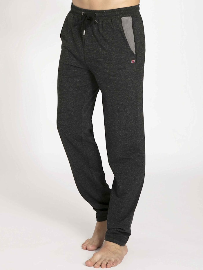 Jockey Sweatpants Ökotex zertifiziert, Jet Black Me