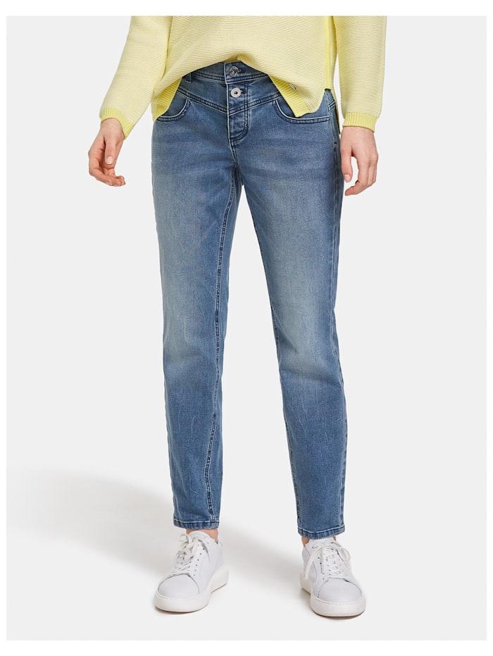 Jeans Slim Boyfriend TS Organic Cotton