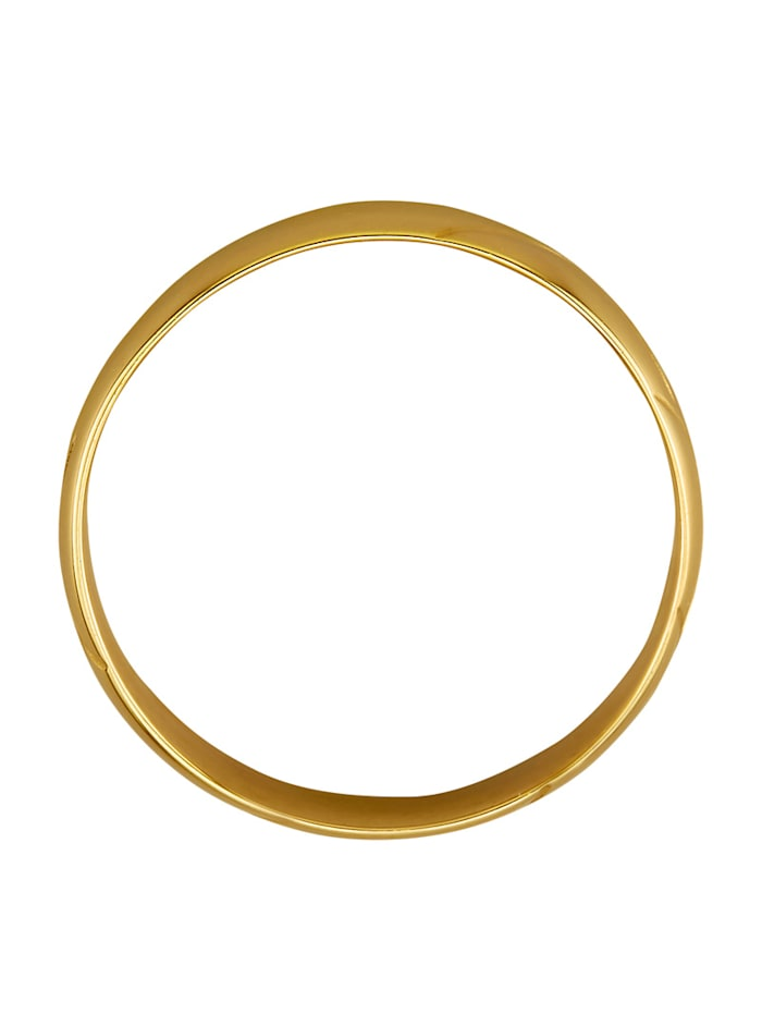 Alliance en or jaune 375